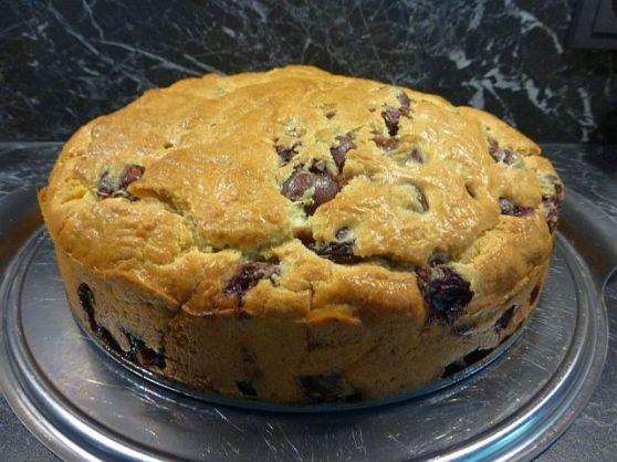 Kuchen mit Stevia 004