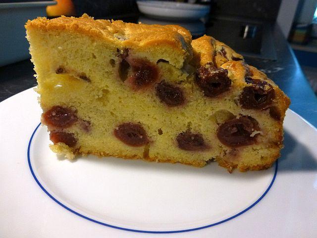 Kuchen mit Stevia 006